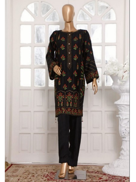 BIN SAEED Silk Embroidered Tunic Collection Vol 3 D-30