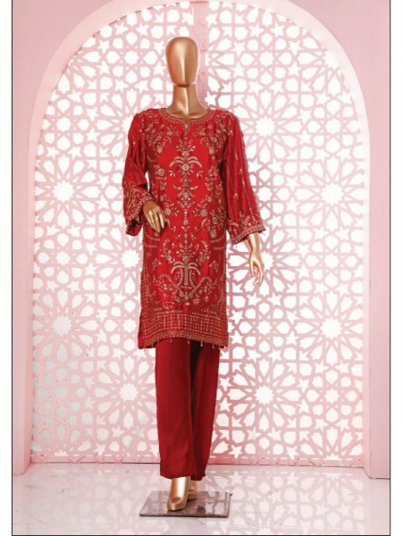 BIN SAEED Silk Embroidered Tunic Collection Vol 3 D-33