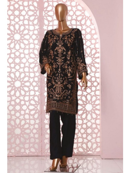 BIN SAEED Silk Embroidered Tunic Collection Vol 3 D-34