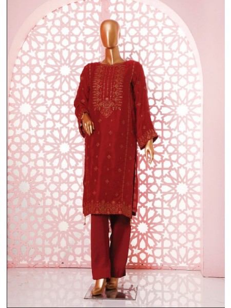 BIN SAEED Silk Embroidered Tunic Collection Vol 3 D-35