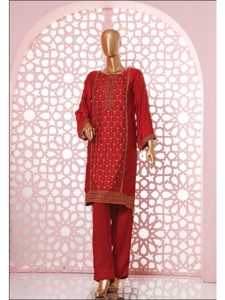 BIN SAEED Silk Embroidered Tunic Collection Vol 3 D-37