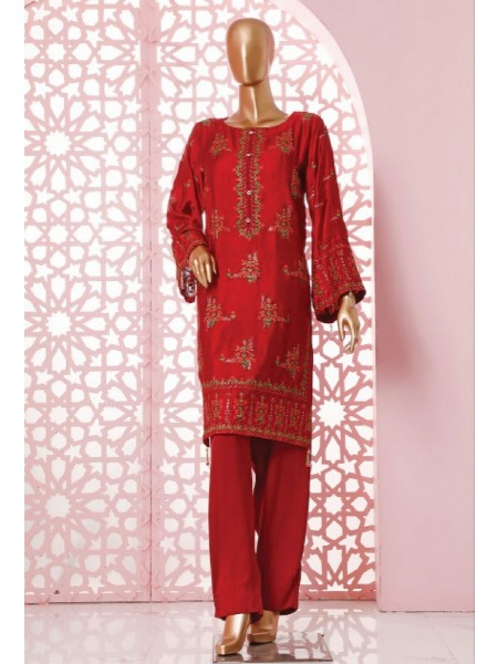 BIN SAEED Silk Embroidered Tunic Collection Vol 3 D-38