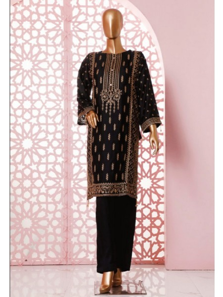 BIN SAEED Silk Embroidered Tunic Collection Vol 3 D-40