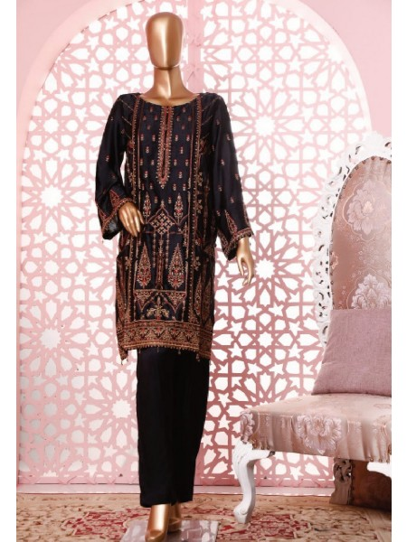 BIN SAEED Silk Embroidered Tunic Collection Vol 3 D-42