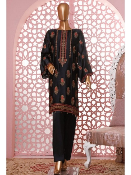 BIN SAEED Silk Embroidered Tunic Collection Vol 3 D-44