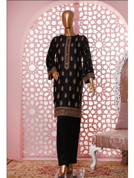 BIN SAEED Silk Embroidered Tunic Collection Vol 3 D-45