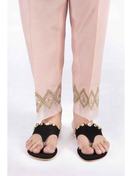 JOFIA Embroidered silk pants Vol-04 D-TR LP 01 A