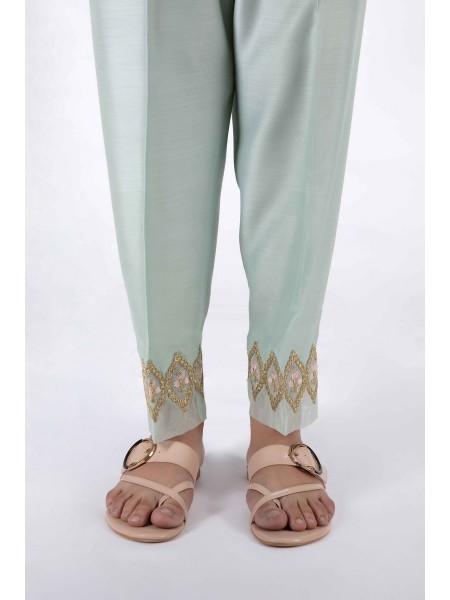JOFIA Embroidered silk pants Vol-04 D-TR LP 01 F