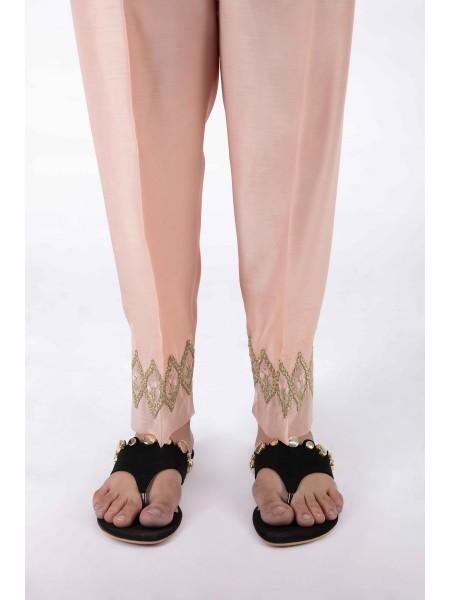JOFIA Embroidered silk pants Vol-04 D-TR LP 01 H