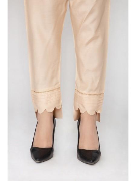 JOFIA Embroidered Silk Trouser20 Vol-02 D-TR 117 TAIL-Skin