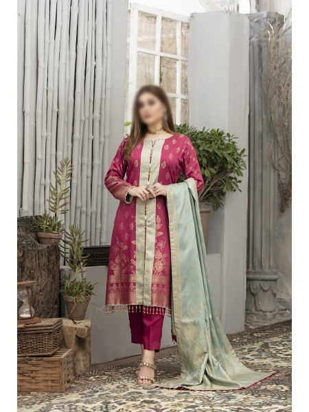 RIAZ ARTS Anthea Unstitched Viscose Broshia Banarsi D-RA 167