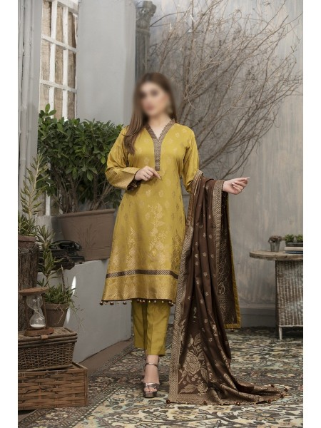 RIAZ ARTS Anthea Unstitched Viscose Broshia Banarsi D-RA 174