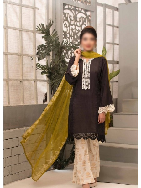 TAWAKKAL Aria Grip Stitched Silk Collection D-9051