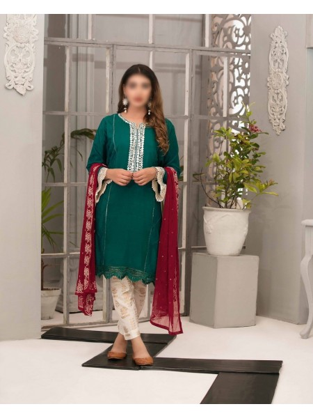 TAWAKKAL Aria Grip Stitched Silk Collection D-9052