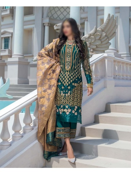 ZAINAB CHOTTANI Wedding Festive Unstitched20 D-01 ASHNA