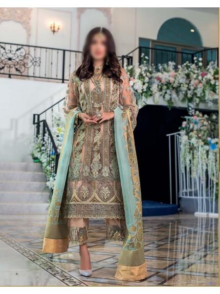 ZAINAB CHOTTANI Wedding Festive Unstitched20 D-06 JAHAAN