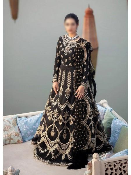 AFROZEH Shehnai Unstitched Wedding Collection DDUREFISHAN