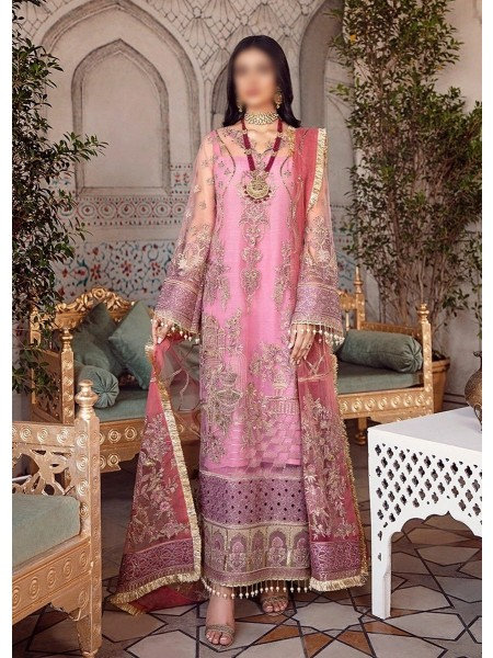 AFROZEH Shehnai Unstitched Wedding Collection DHEER