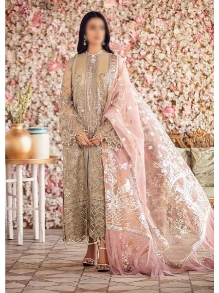 AFROZEH Shehnai Unstitched Wedding Collection DPARO
