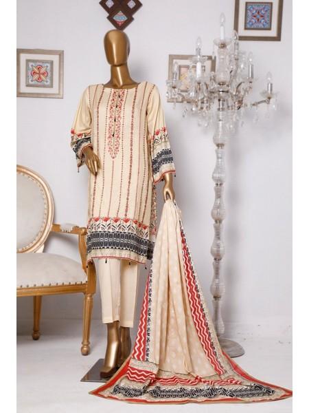 BIN SAEED Linen Collection D-LI 380