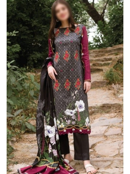 ORIENT Mysa Winter Unstitched Collection Vol-02 D-217 A