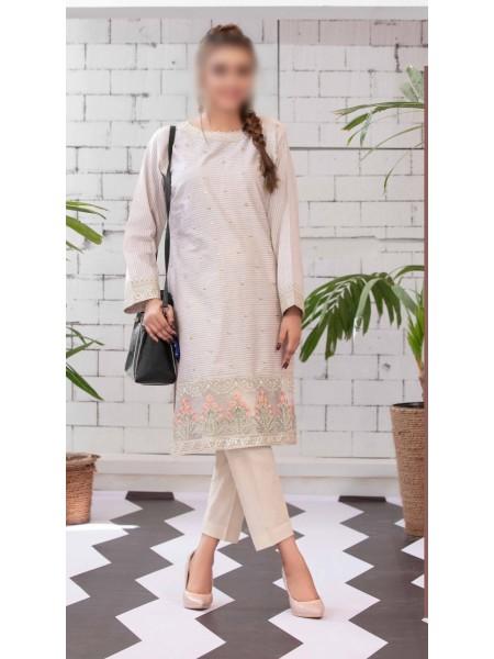 TAWAKKAL Panache Rangoli Stitched Cotton D9245 B