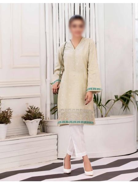 TAWAKKAL Panache Rangoli Stitched Cotton D9246 B