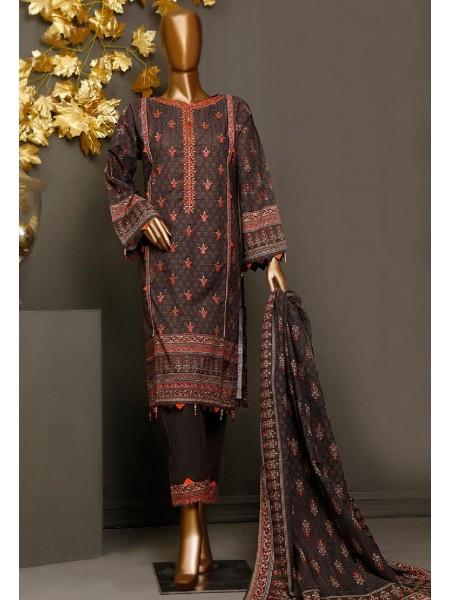 BIN SAEED Khaddar Winter Stitched Collection kh 1146