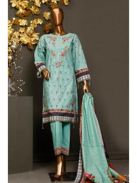BIN SAEED Khaddar Winter Stitched Collection kh 1158