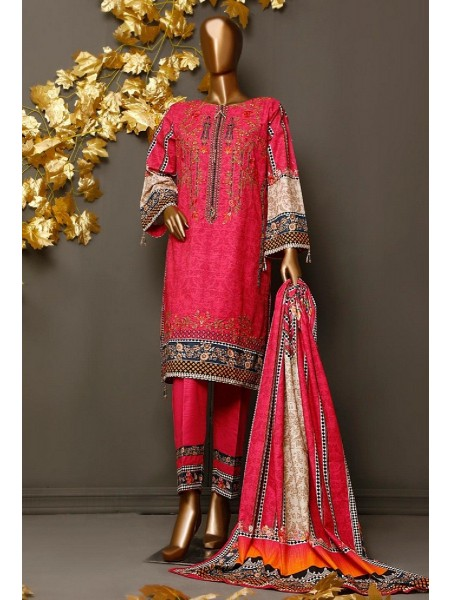 BIN SAEED Khaddar Winter Stitched Collection kh 1159