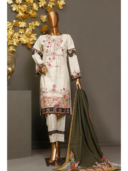 BIN SAEED Khaddar Winter Stitched Collection kh 1168