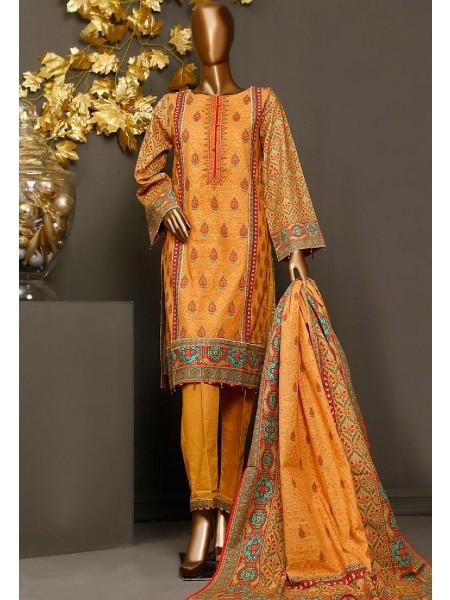 BIN SAEED Khaddar Winter Stitched Collection kh 1178