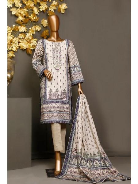 BIN SAEED Khaddar Winter Stitched Collection kh 1201