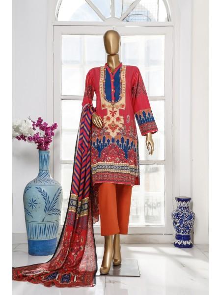 SADABAHAR Ronaq e jahan Vol 2 Stitched khaddar Collection by Sadabahar - Design 02