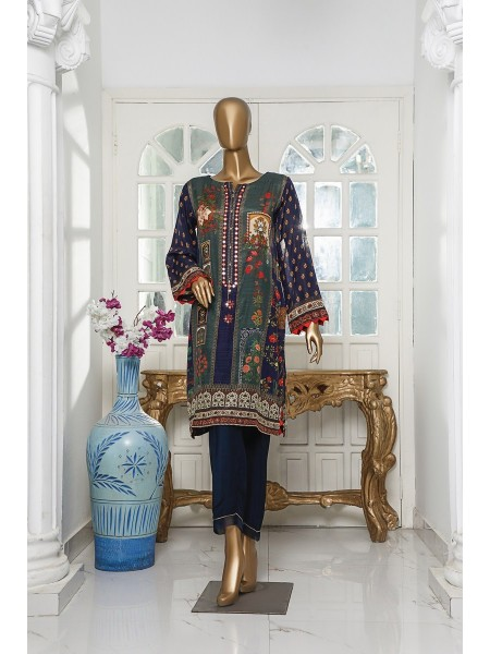 SADABAHAR Sheeshakari Stitched Silk Shirts Vol 3 D-D 07