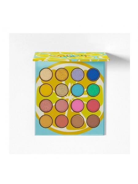 BH Cosmetics- Colori Vivaci 16 Color Shadow Palette