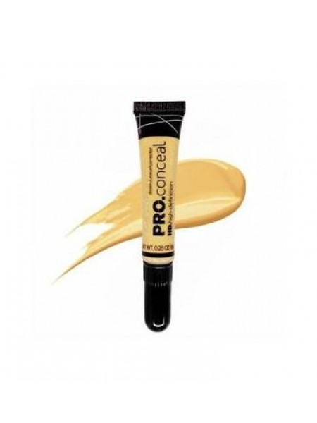 L.A Girl- Pro Conceal HD Concealer Yellow Corrector GC991