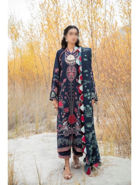 MISCELLNEOUS SHIGAR- WINTER UNSTITCHED COLLECTION'20 D-05