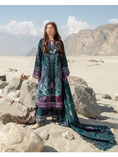 MISCELLNEOUS SHIGAR- WINTER UNSTITCHED COLLECTION'20 D-07