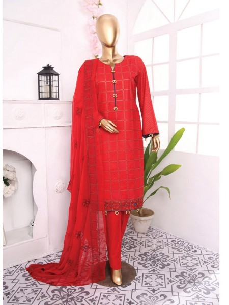 AMNA KHADIJA Anchal Unstitched Fancy Collection D-02