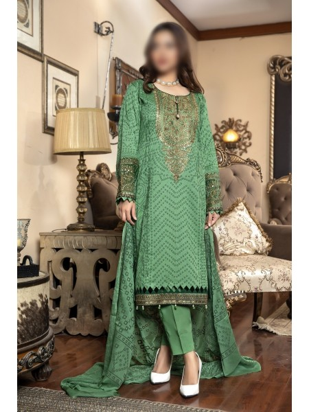 AMNA KHADIJA Qous E Qazah Signature Chundri Collection VOL-02 D-AKH 02