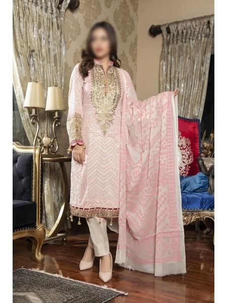 AMNA KHADIJA Qous E Qazah Signature Chundri Collection VOL-02 D-AKH 04