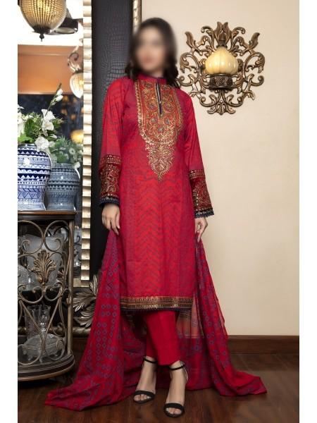 AMNA KHADIJA Qous E Qazah Signature Chundri Collection VOL-02 D-AKH 05
