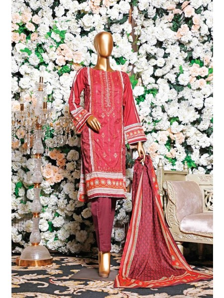 BIN SAEED Embroidered Collection21 D-FLE 075