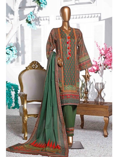 BIN SAEED Print Pret Collection Vol-03 D-06
