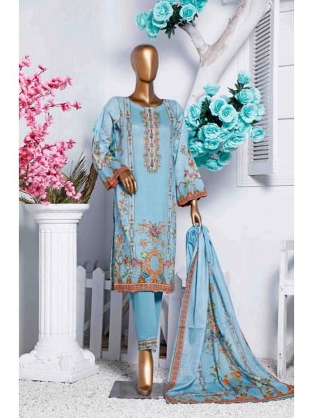 BIN SAEED Print Pret Collection Vol-03 D-08