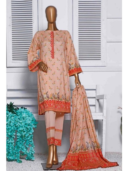 BIN SAEED Print Pret Collection Vol-03 D-09