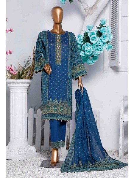 BIN SAEED Print Pret Collection Vol-03 D-10