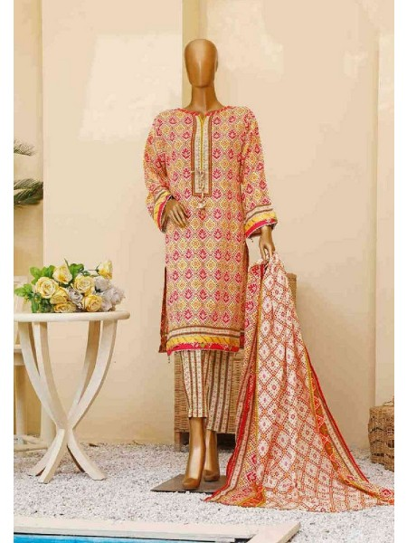 BIN SAEED Print Pret Collection Vol 1 D-Design 05