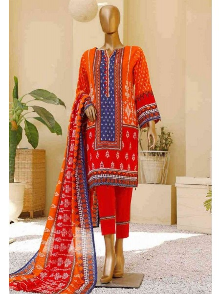 BIN SAEED Print Pret Collection Vol 1 D-Design 09